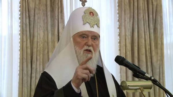 «Я, как ваш брат и сослужитель, прошу прощения …»: В Сети обнародовали письмо Филарета к РПЦ