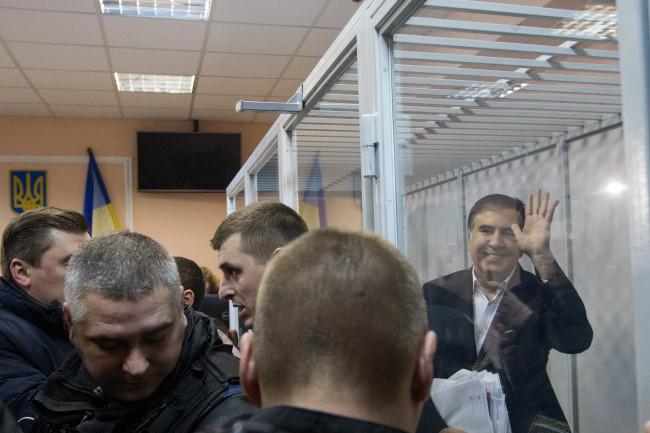 «Саакашвили могут ликвидировать …»: Прокуратура в суде сделала громкое заявление