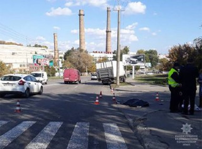 «Такая ситуация — это нормально»: В Киеве произошло ДТП прямо на пешеходном переходе