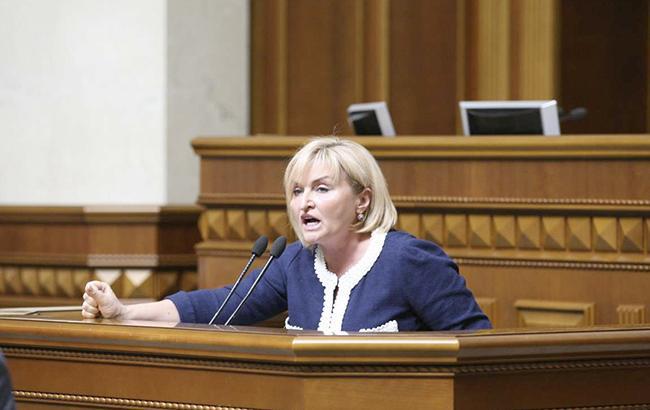 «Лещенко, Найем и Залищук должны сложить мандаты, иначе ..»: Луценко сделала громкое заявление
