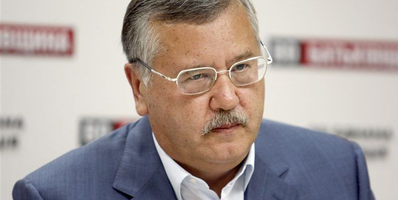 «Луценко сядет в тюрьму за разоблачения оперативников…»: Гриценко сделал новое эмоциональное заявление