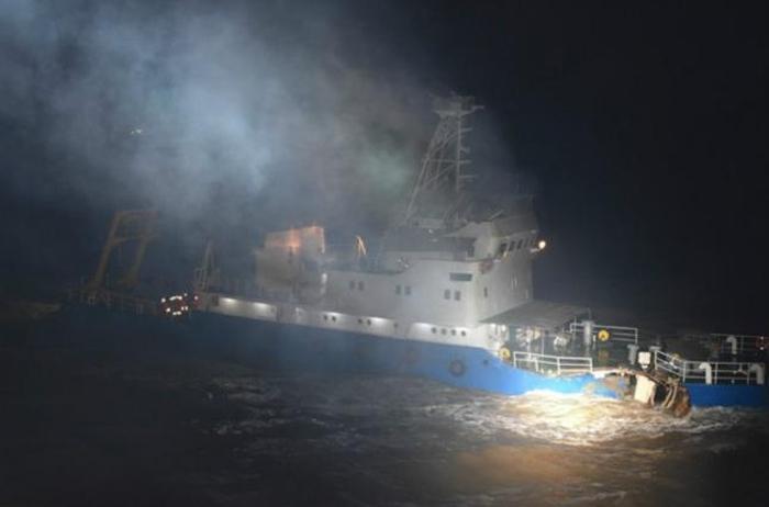 Десятки погибших! В море столкнулись два судна, последствия просто ужасные
