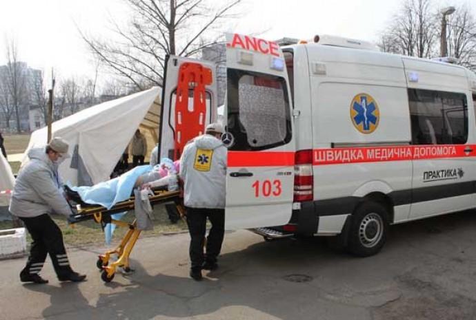 Просто у стен городского совета! В Донецкой области на мэра города совершили вооруженное нападение