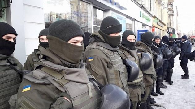 Организуется стихийная акция протеста: в Киеве начался суд над Саакашвили (онлайн трансляция)