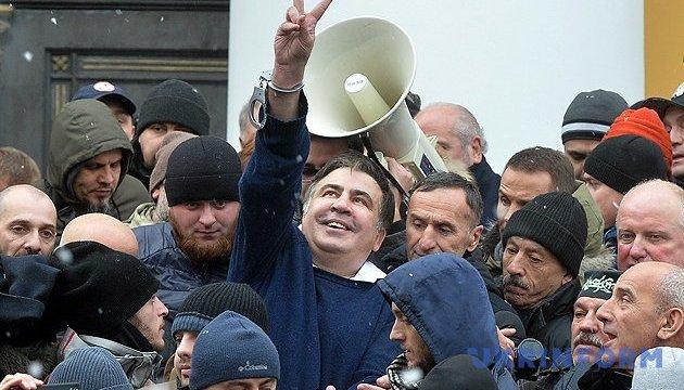 «Он готов на все»: После штурма Октябрьского дворца, народный депутат обвинил Саакашвили в «убийстве»