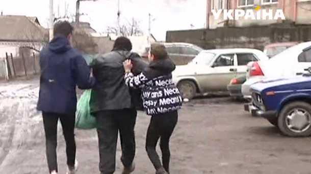 Догнали и заломалы руки: Винницкие школьники задержали опасного преступника