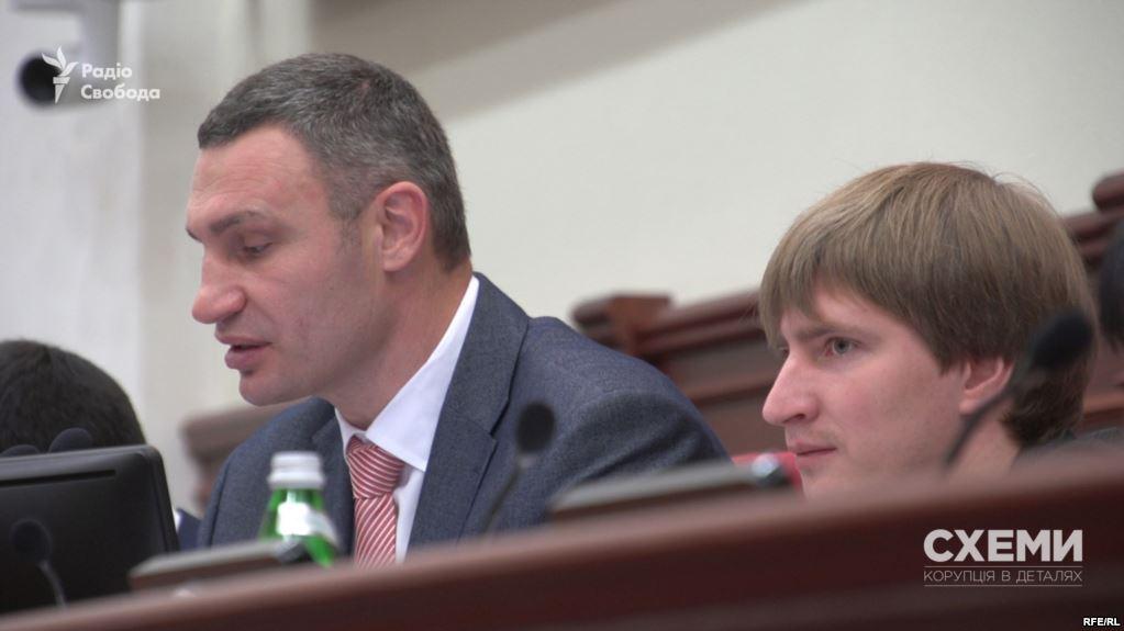 Бездипломний заместитель Кличко: Как бывший подчиненный продолжает работать на мэрию