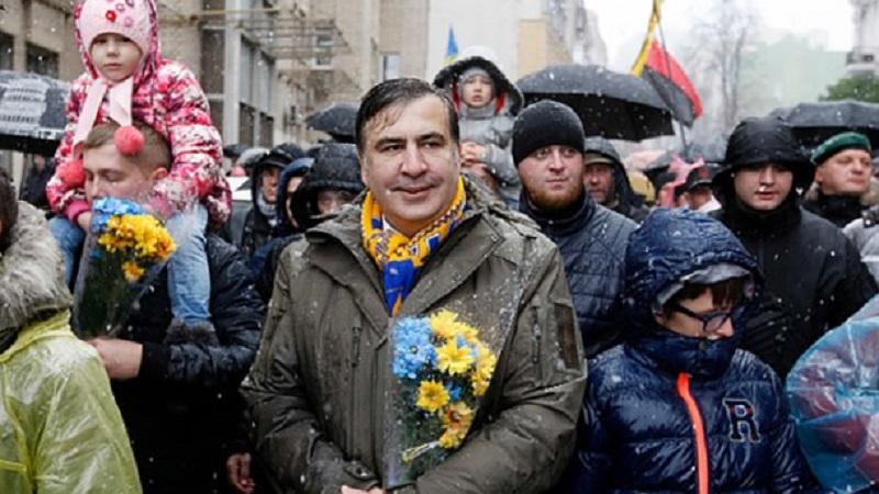 «Я собирал больше людей…»: Саакашвили дал первый неожиданный комментарий