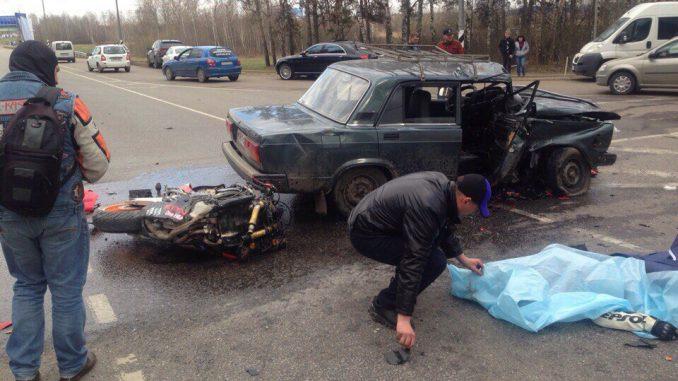 Под Харьковом произошло ужасное ДТП, в котором погибла женщина