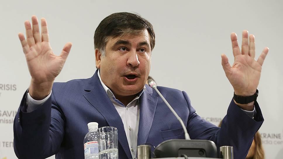 «Если Магомет не идет к горе, то пусть гора идет к Магомету»: Саакашвили заявил, что не пойдет к «двоечнику неграмотному»