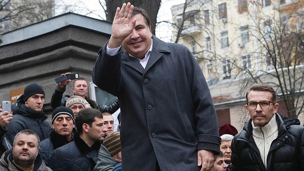 «Освобождение Саакашвили»: в МВД сообщили точное количество задержанных и информацию о пострадавших