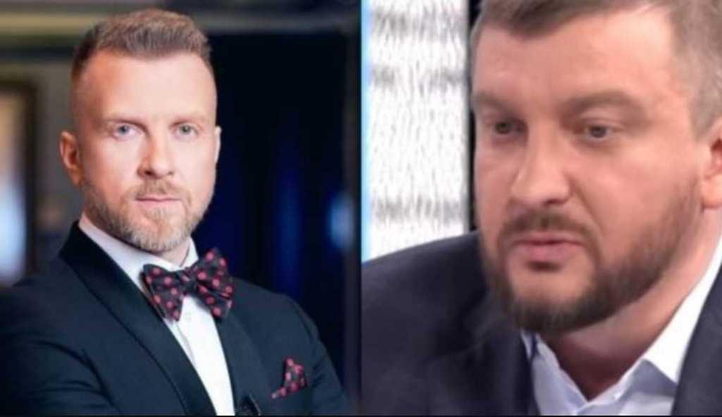 «Я рекомендую этому господину одеть тpycы и …» Павел Петренко резко ответил Мухарскому