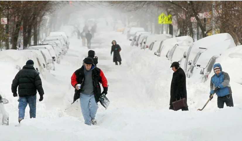 В Украину пришла зима: Синоптики рассказали, какие регионы засыплет снегом и где резко похолодает