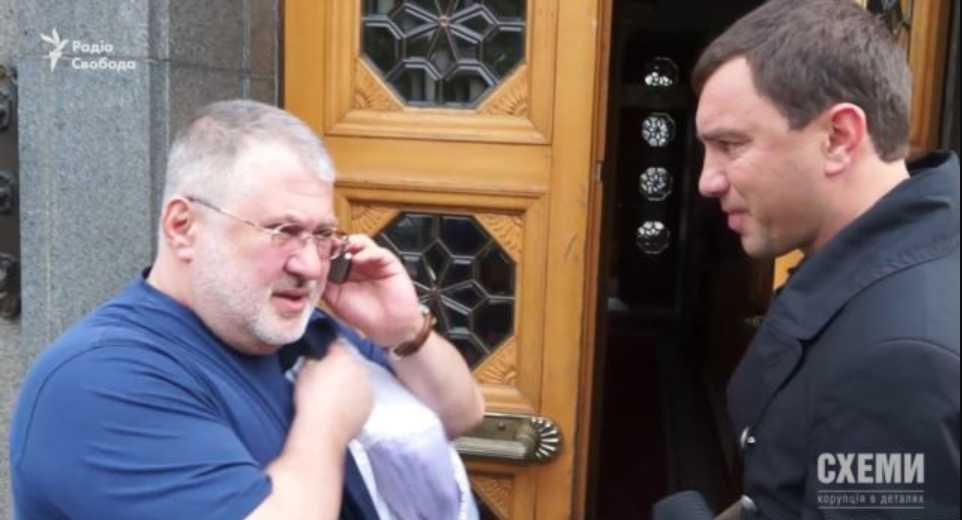 Передай своему пид@су Кролику, пусть держит ж@пу завязанной: Коломойский жестко наехал на соратника Яценюка