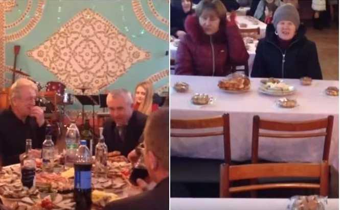 «Кому колбаса, а кому печенье» Как депутаты поиздевались над незрячими на «праздничном обеде»
