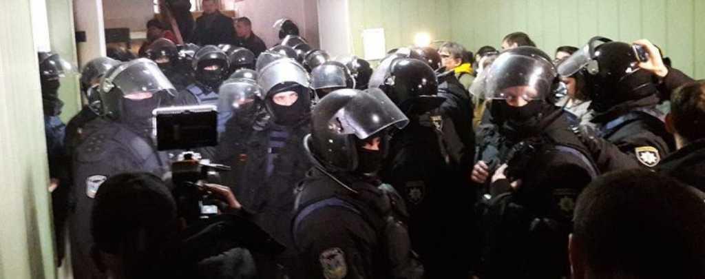 «Большинство членов Соцпартии задержаны»: Сергея Каплина и его сторонников «скрутили» силовики