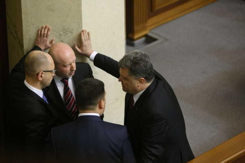 А вы уже видели? Коллективное поздравление украинских политиков