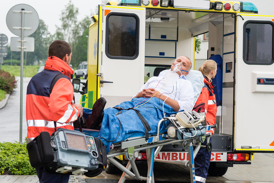 «За каждого убитого получал по 300 евро»: Поймали сотрудника «скорой помощи смерти»