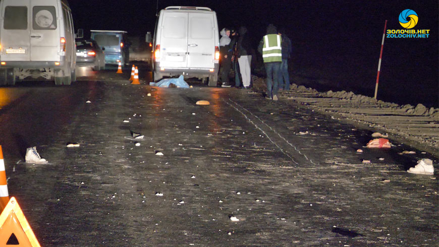 «Умерла на месте»: в Киеве машина переехала девушку, которая упала на дорогу