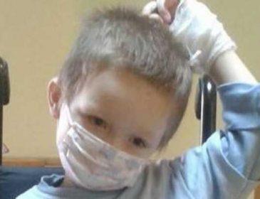 «Ищем спасения»: помогите спасти жизнь маленького Остапа