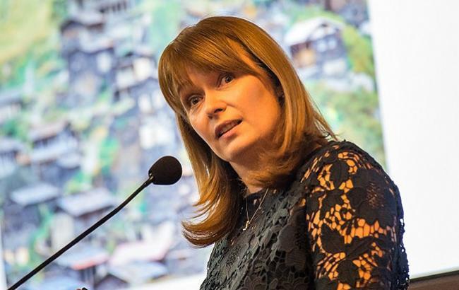 Ее также арестуют? Жена Саакашвили со сцены в Киеве сделала резкое заявление