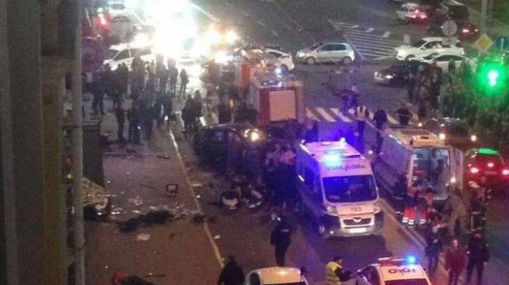Нашли крайнего? Появился третий участник: полиция обнародовала новые данные о cмepтельном ДTП в Харькове