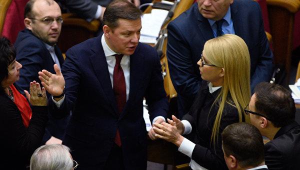 Вместо Попова взяли? Вы уже видели нового народного депутата от «Радикальной партии Ляшко»