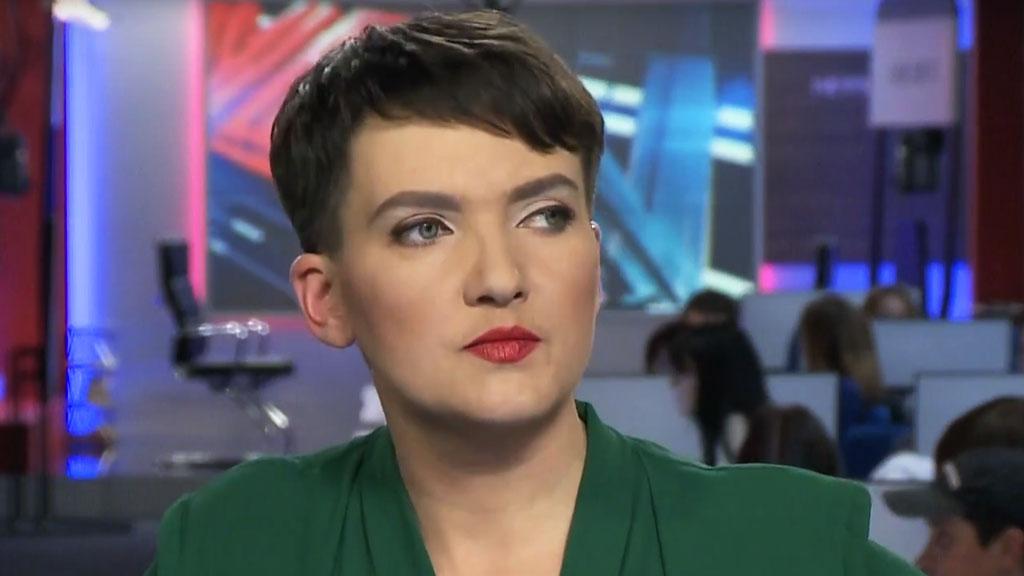 «Ты не герой, ты предатель!» Бывшая пленена ЛНР просто «растоптала» Савченко и обвинила ее в сотрудничестве с террористами