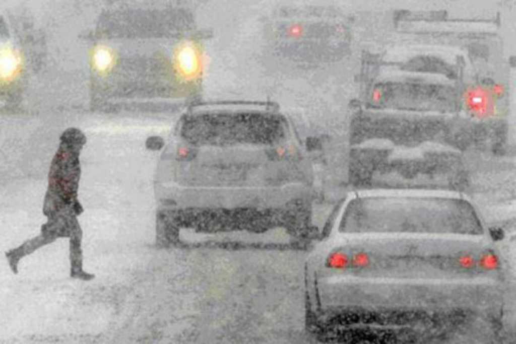 Ливни, снег и заморозки: чего ожидать от погоды в Украине на выходных