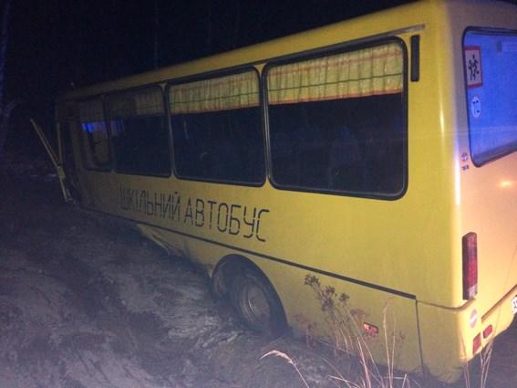 Еще одна трагедия: на Житомирщине автобус со школьниками попал в смертельное ДТП