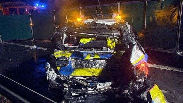 «Водитель не остановился, погибла 23-летняя девушка — офицер»: Украинец на фуре раздавил полицейское авто