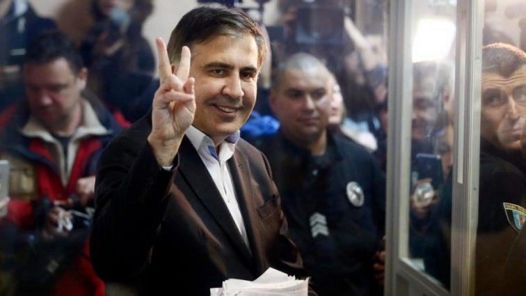 «Все шло хорошо, но…»: Саакашвили сделал новое резкое заявление