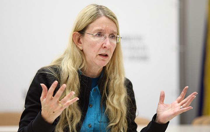 Министр Супрун заявила, что государство больше не даст ни копейки на нужды онкобольных