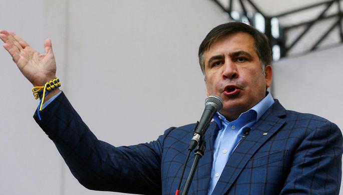Обыски у Саакашвили и российский след: Выяснили причину задержания экс-президента Грузии