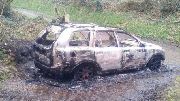 «Пытали, привязали и сожгли в машине»: В Европе жестоко убили украинского военного