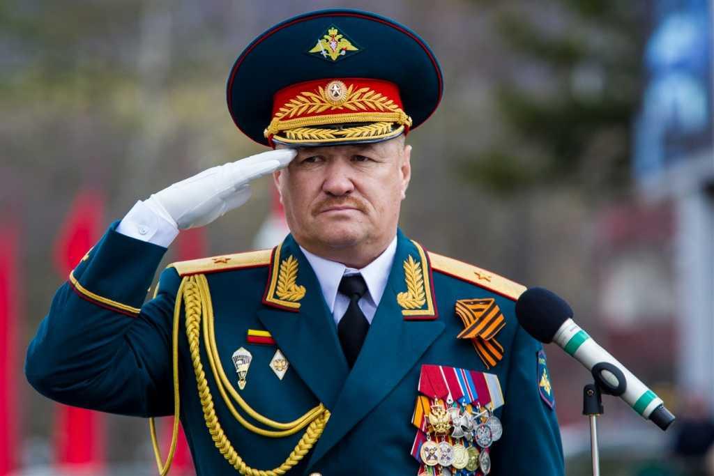 Убит российский генерал Асапов, который командовал боевиками ЛДНР