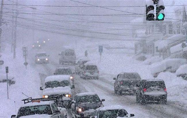 Понедельник начинается не с кофе: Синоптики рассказали о сильных снегопадах и чего ждать от погоды