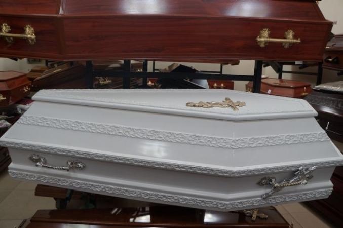 «Была на девятом месяце»: Мертвая женщина родила ребенка в гробу