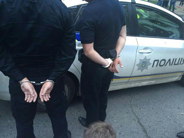 «« Оборотни в погонах »требовали 1700 долларов»: Во Львове задержали двух полицейских