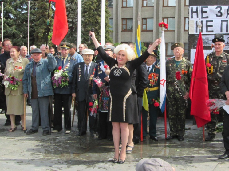 Я буду мэром Славянска: Штепа сделала новое громкое заявление