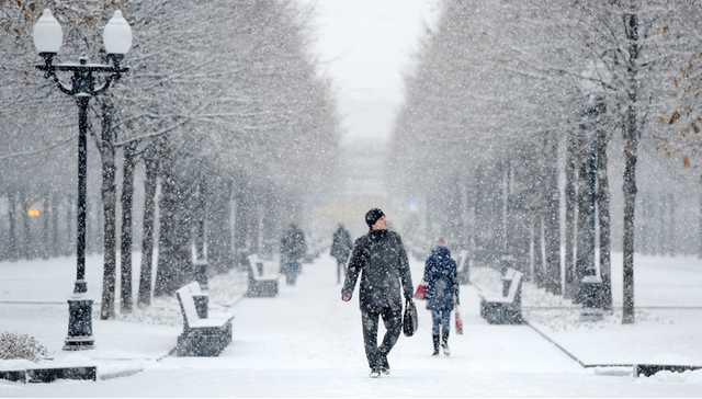 «Налипание мокрого снега и метели»: Какие сюрпризы ждать от погоды на следующую неделю