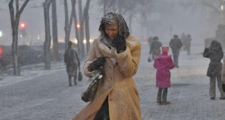 В Украину идет настоящая зима: сначала урежут жгучие морозы, а потом ….