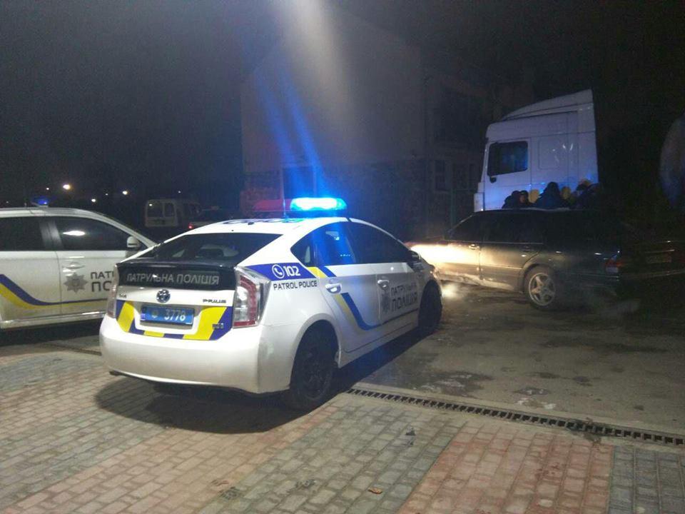 «Угрожал, что уволит патрульных …» — Пьяного львовского бизнесмена поймали за рулем