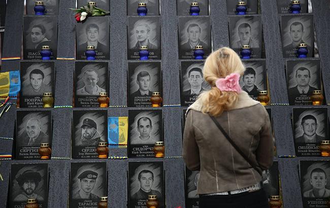 Против памяти Небесной сотни: В Виннице битами избили активистов при желании установить мемориал
