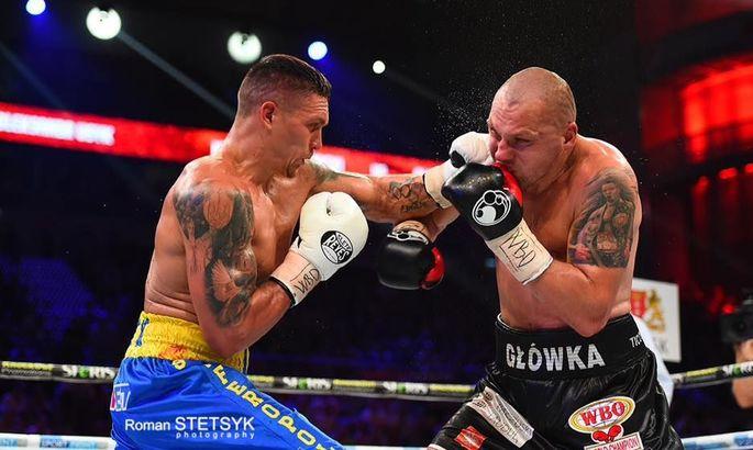 «Ваша цель провоцировать меня» Известный украинский боксер демонстративно отказал в интервью каналу «1 + 1»