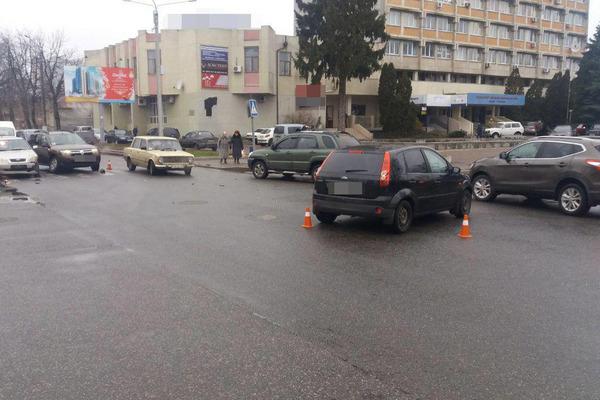 В Черкассах произошла ужасная тройная ДТП