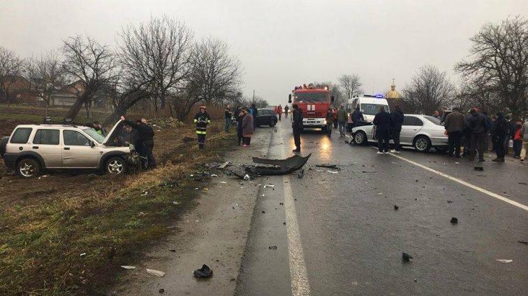 Масштабное ДТП: На Львовщине в ужасной аварии пострадали семь человек, в том числе трое детей