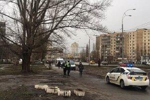 «А все из-за …»: В Киеве женщина «заминировала» банк