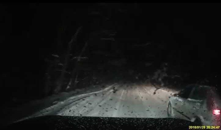 «На заснеженной трассе влетел в …»: Известный украинский футболист попал в ДТП. Опубликовано видео