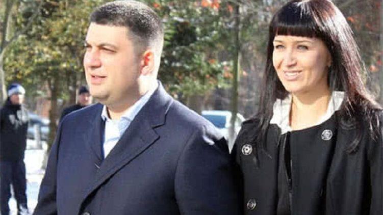 Все в семейный бюджет: Гройсман продал жене недвижимость на 9 млн. гривен